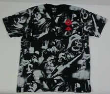 LRG Lifted Research Group Star Wars Darth Vader T-shirt Size (M)