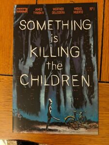 Boom Studios Something Is Killing The Children #1 First Print Key Comic Book NM