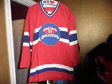 Vintage CCM Maska Monarchs Throwback Hockey Starter Jersey Small