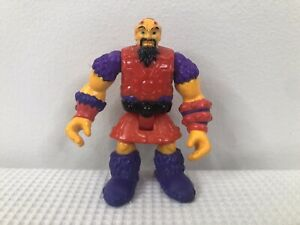 Imaginext Warrior Character Red Purple No Accessories Play Figure