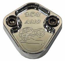 """F109-JS38 FUEL PUMP BLOCK OFF PLATE - 258 AMC,JEEP,CJ5 - 1/2"""" THK - 6061 USA"""