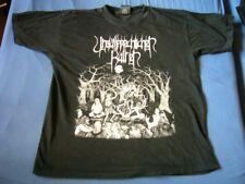 UNAUSSPRECHLICHEN KULTEN – rare old T-Shirt!! death metal