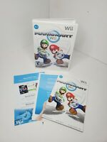 Mario Kart Nintendo Wii - Case / Box, and Instruction Manual Only