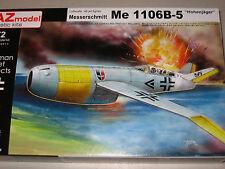 1/72 Scale AZ Models Messerschmitt Me 1106B-5  Hohenjager