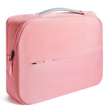 KALIDI 15 inch Laptop Carry Bag Sleeve Case for Macbook Pro 15 Macbook Air Pink