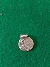 Médailles Saintes en argent