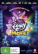 My Little Pony The Movie DVD NEW Region 4