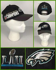 NWT Kids Philadelphia Eagles Super Bowl Champions New Era YOUTH Hat Trophy Ed.