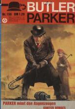 Butler Parker Nr. 158 ***Zustand 2***