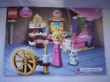 Lego Disney Princess 41060 - La chambre de la Belle au bois dormant Complet