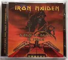 IRON MAIDEN Dance Of Death In Bercy LIVE IN PARIS 2003 limited edition CD