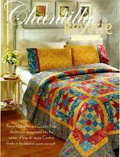 Chantilly Reverie Quilt Pattern Pieced JW