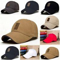 Golf Outdoor Sports Sun Hat Men Women Colorful Baseball Cap With Fashion Design