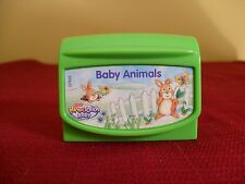 Fisher Price POWER TOUCH BABY Cartridge Only  Baby Animals 2004