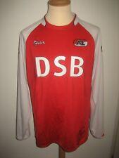 AZ Alkmaar MATCH WORN Holland football shirt soccer jersey trikot size XL