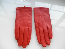 Marks and Spencer Leather Winter Gloves & Mittens for Women