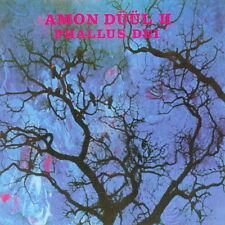 AMON DUUL II - PHALLUS DEI - CD NEW SEALED 2004 WITH BONUS TRACKS
