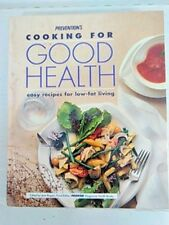 Prevention's Cooking for Good Health : Easy Recipes for Low-Fat Living (1994, Ha