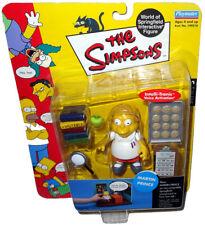 Simpsons Martin Prince Figure WOS MOC Series 5 RARE Toy Intelli-Tronic Playmates