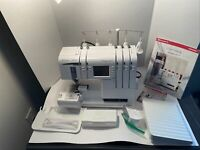 Husquavarna Viking Huskylock S25 Serger/Coverstitch PARTS ONLY NOT WORKING!!!!