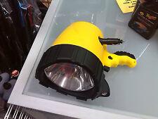 Faro lampada ispezione alogena 12v 100W portatile attacco spinotto accendisigari