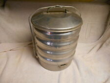 BUCKEYE ALUMINUM FOOD CARRIER-RIGHT OFF THE FARM