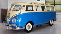 VW Pare-brise Divisé T1 Camping-car Samba Bus Maisto 1:25 24 Echelle 23 Fenêtre