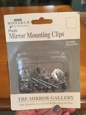 CLIPS/SCREWS/ANCHORS MIRROR