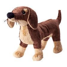 IKEA NUOVO SMASLUG Giocattolo morbido, Cane / Puppy, regalo 40 cm SMÅSLUG