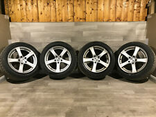 BMW E83 X3 Alufelgen Felgen 17 Zoll Winterreifen 225/55 R17  Dezent Winterräder