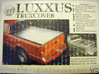 Lund Luxxus Trux 9455B / 834645 Tonneau Cover Pickup Truck