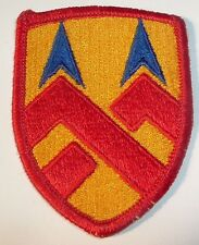 AMERICAN PATCHES-1970/1980 U.S ARMY 377th SUPPORT BRIGADE BRIGADE FULL COLOUR