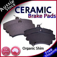 Fits for Holden Astra TS 1.8 4-Stud non ABS 5-Stud ABS Rear Brake Pad DB1425KP