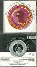 CD - STEVIE WONDER Le meilleur de STEVIE WONDER -BEST OF NEUF EMBALLE NEW SEALED