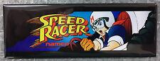 Speed Racer Arcade Game Marquee Fridge Magnet