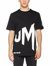 Umbro X House Of Holland Wrap Text Black Tee Shirt Size Large NEW