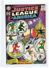 DC Comics Justice League America #16 VG/F- 1963