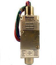 🌟Barksdale Pressure Switch 9681x-1cc-1, Explosion Proof Hazardous Location SPDT