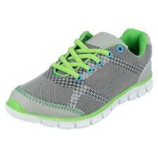 Chaussures gris en synthétique pour fille de 2 à 16 ans pointure 32