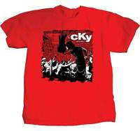 CKY - Volume 1 - Camp Kill Yourself T SHIRT S-M-L-XL Brand New Official T Shirt