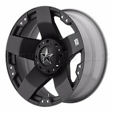KMC XD SERIES 18 x 9 Rockstar Wheel Rim 5x114.3 5x120.7 Part # XD77589004300