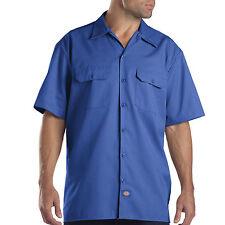 Camicia da lavoro Dickies Logo Royal Blu L
