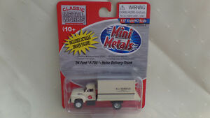 HEINZ - 1954 Ford F-700 Delivery Truck - 1:87 - HO scale
