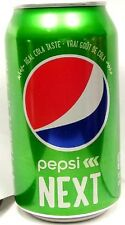 FULL NEW 355ml Can Canadian Pepsi Next Canada 2016 Bi-Lingual French English