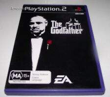 The Godfather PS2 PAL *Complete*