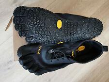 Vibram V-Trail 2.0 Femme cinq doigts pieds nus se sentent Running Baskets-Noir