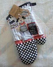 Dog Oven Mitt Kay Dee Butcher Shoppe Pattern