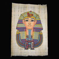 Egyptian Papyrus genuine hand painted King Tutankhamun in Various Designs