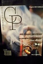 New Cigar Press Magazine Volume VI Issue II: Cigar Reviews, Craft Beer and more!