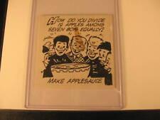 1966 Topps Get Smart TV Show Original Card Art #41